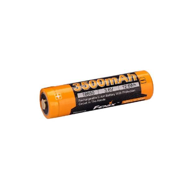 Bilde av Fenix batteri 18650 3,6V 3500mAh USB